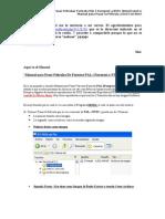 Manual Ilustrado Convertir Pelicula PAL (Europeo) a NTSC America No)