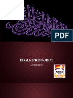 FINAL PROOJECT