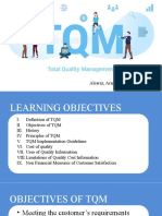 What is TQM???