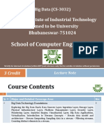 2. Unit 2 - BD - Big Data Technology Foundations