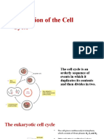 Regulation of the Cell Cycle for UVLe.pptx