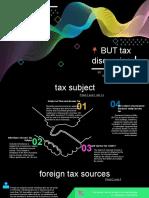 BUT tax