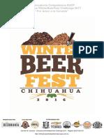 WinterBeerFest Challenge Chihuahua