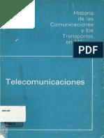 Historia de las Telecomunicaciones en Mexico