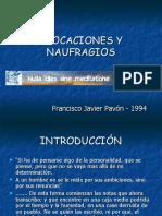 FJPALDURÁN - EVOCACIONES Y NAUFRAGIOS.