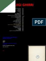Luigi Ghirri bibliografia