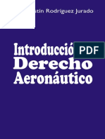 Introducción al Derecho Aeronáutico