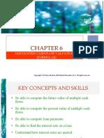 Chapter 6 RWJ Formulas