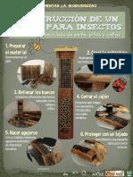 Como Construir Hotel Insectos
