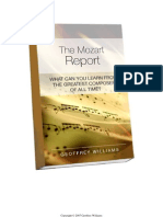 The Mozart Report