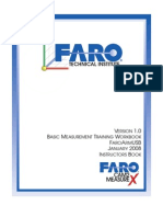Faroarm Basic Measurement Training Workbook for the Student - February 2004