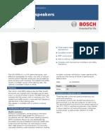 10. LB1-UW06-L1_Box Type Speaker 6W