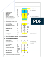 DESIGN CALCULATION OF PILE FOUNDATION