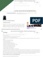 MISE EN PLACE D'UNE SOLUTION DE SUPERVISION RESEAU _ CAS DE NETDISCO _ SUPINFO, École Supérieure d'Informatique