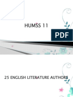 EMGLISH LITERATURE