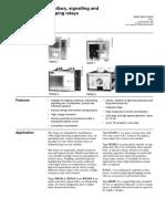 AUXILIARES, SINALIZAÇÃO E RELÉ DE DISPARO RXMS-1, RXMA-1 e etc  508015 (EN).pdf