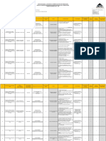 Matriz Soldadura de Cañerías de HDPE por Termofusión Rev.8