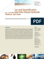 04-12-01-0003-Identification and Quantification of Phosphate Ester-Based Hydraulic Fluid in Jet Fuel