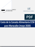 Estudio CCM Mayo 2020