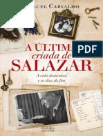 A Última Criada de Salazar