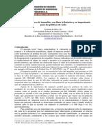 Valuaciones Masivas. Congreso Mexico 2019
