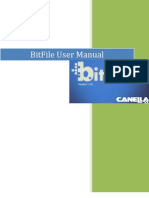 User Manual Bit File