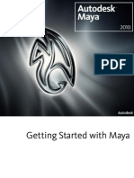 Gettingstarted Maya 2010