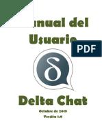 Manual de Delta Chat