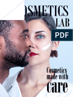 Cosmetics Lab Magazine - First issue