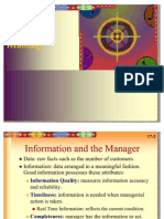 Information system introduction