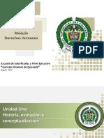 Módulo DDHH - Unidad I