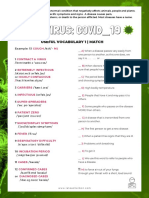 covid_19 B2- C1 vocabulary activity