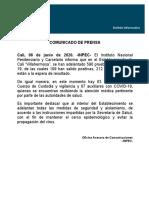 Boletín Informativo No. 057 (Covid- Cali)
