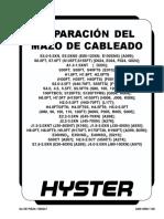REPARACIÓN DEL MAZO DE CABLEADO