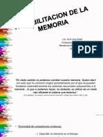 REHABILITACION DE LA MEMORIA-Sole