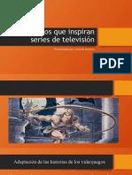 Vídeojuegos que inspiran series de televisión_Libardo Antonio