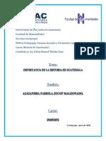 IMPORTANCIA DE LA HISTORIA DE GUATEMALA.pdf