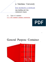 1 Container Construction