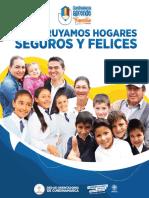 CARTILLA HOGARES SEGUROS Y FELICES SECRETARIA DE EDUCACION DE CUNDINAMARCA FINAL