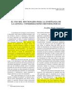 EL DICCIONARIO_ARTICULO