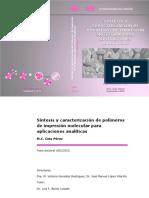 Polimeros de Impresión Molecular 2