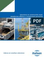2014 ITAL Catalogo Construccion Naval_Offshore