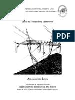 PRACTICA 006-TIPOS DE ASILADORES USADOS EN LINEAS