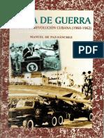 Paz Sánchez, Manuel de - Zona de guerra. España y la revolución cubana (1960-62)