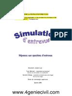 Simulation-Entretiens
