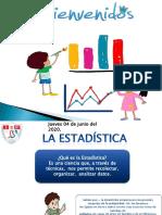 Sesión 1 - Estadística.pptx