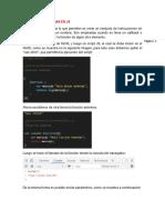 Funciones Anónimas en JS