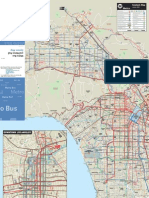 Los Angeles Metro System