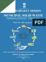 Municipal Solid Waste Management -II
