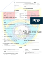 CIENCIAS FÍSICAS IV - 2° de SECUNDARIA